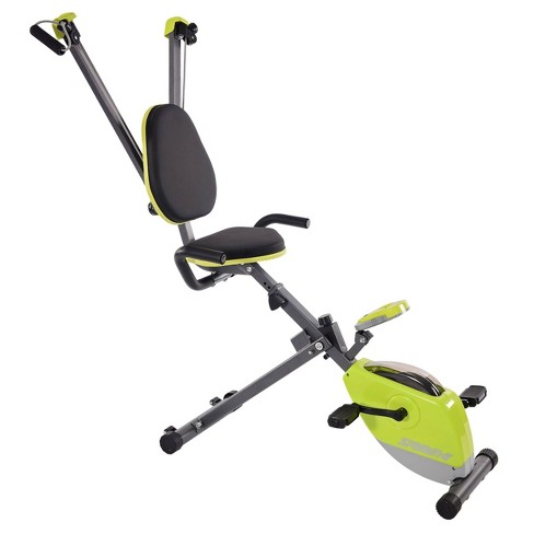 Stamina Wonder Recumbent Exercise Bike - Yellow - image 1 of 4