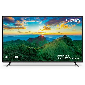 VIZIO 65u0022 Class (64.5u0022 Diag.) 4K HDR Smart TV - Black (D65-F1)