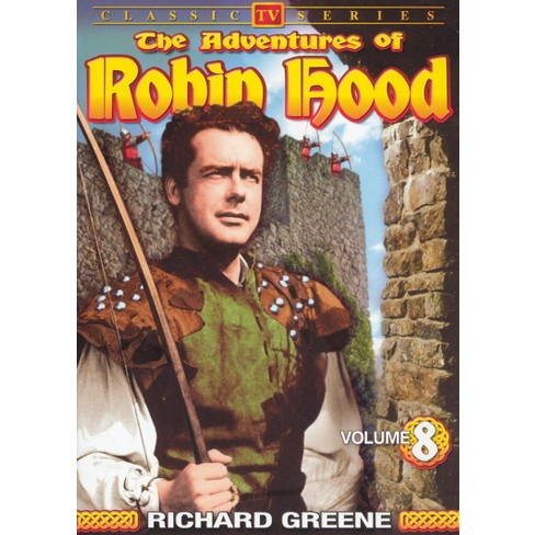 The Adventures Of Robin Hood Volume 8 (DVD) - image 1 of 1