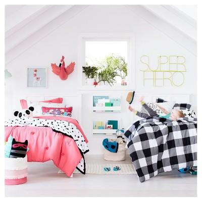 Pink & Blue Shared Kids\' Bedroom - Pillowfort™ : Target