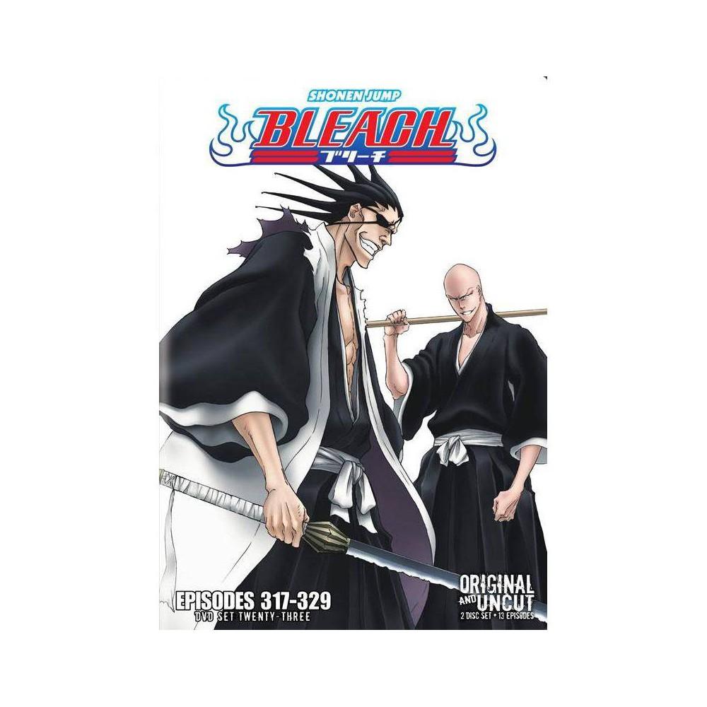 Bleach Box Set 23 (DVD) movies Promos