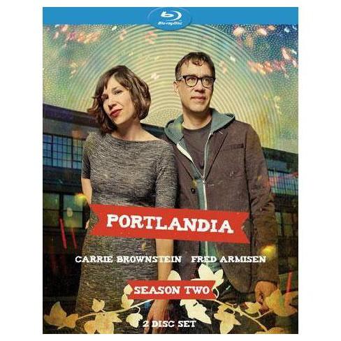 Portlandia: Season 2 (Blu-ray) - image 1 of 1