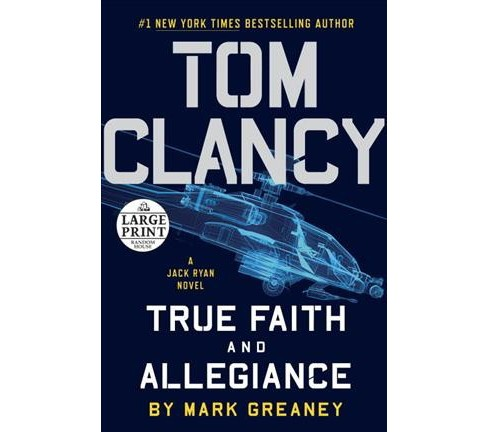 Tom Clancy True Faith and Allegiance (Paperback) (Mark Greaney) - image 1 of 1