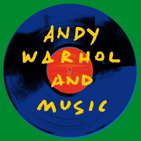Various - Andy warhol and music (CD) - image 1 of 1