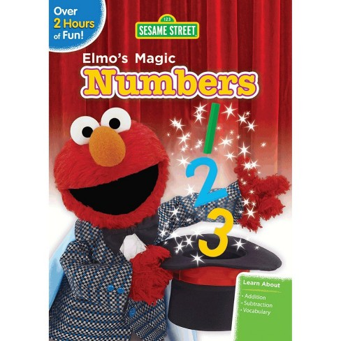 Sesame Street: Elmo's Magic Numbers - image 1 of 1