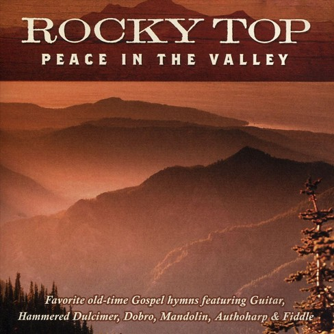 Jim hendricks - Rocky top:Peace in the valley (CD) - image 1 of 1