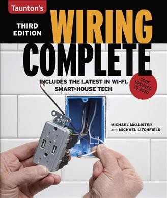 wiring complete includes the latest in wi fi smart house rh target com Wiring a New Room Wiring a New Room
