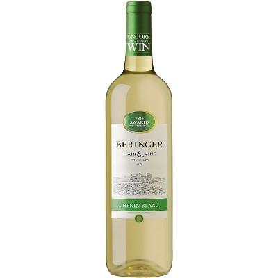 Beringer Chenin Blanc White Wine - 750ml Bottle