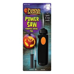 Pumpkin Masters Halloween Pumpkin Carving Power Saw