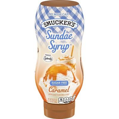 Smucker's Sundae Caramel Syrup - 19.25oz