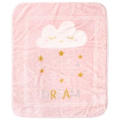 Hudson Baby Unisex Baby High Pile Plush Blanket - Dream Stars One Size