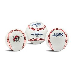 MLB Rawlings Team Logo Baseball