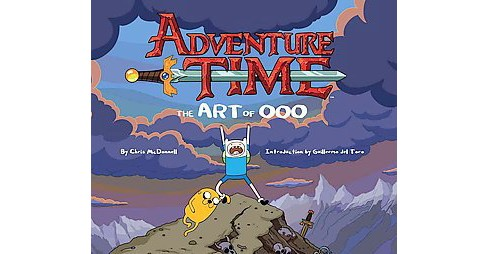 Adventure Time : The Art of Ooo (Hardcover) (Chris Mcdonnell) - image 1 of 1