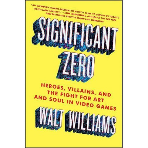 Significant Zero - by  Walt Williams (Paperback) - image 1 of 1