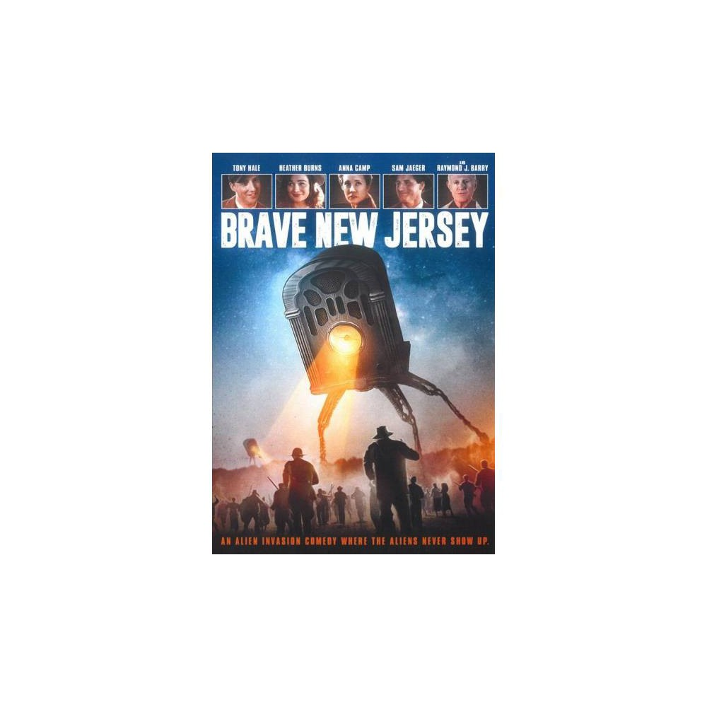 Brave New Jersey (Dvd), Movies