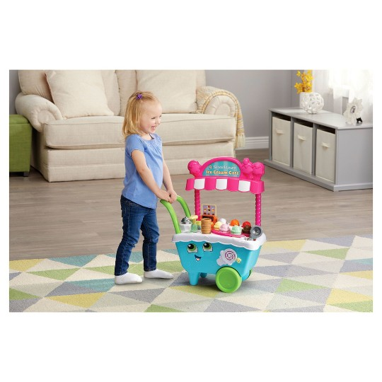 LeapFrog Scoop and Learn Ice Cream Cart image number null