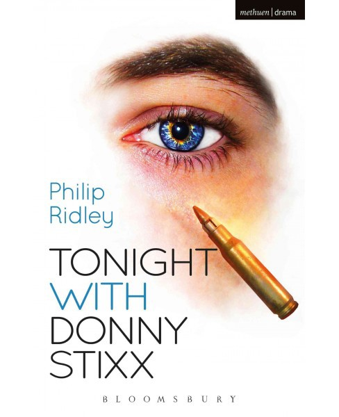 Tonight with Donny Stixx (Paperback) (Philip Ridley) - image 1 of 1