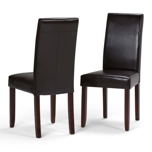 Acadian Parson Dining Chair (Set of 2) - Simpli Home - image 1 of 6