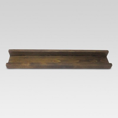 Picture Ledge Walnut - Threshold™