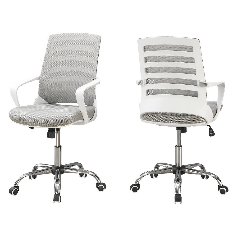 Office Chair Mesh Multi Position White - EveryRoom
