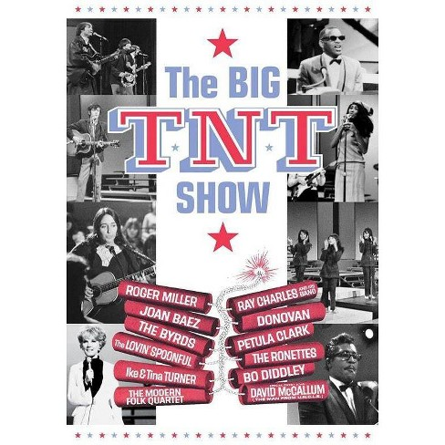 The Big TNT Show (DVD) - image 1 of 1