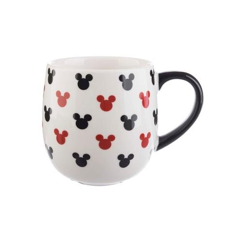 fae6c47128bfe Mickey Mouse & Friends Mickey Mouse Porcelain Mug 16oz - White/Black ...