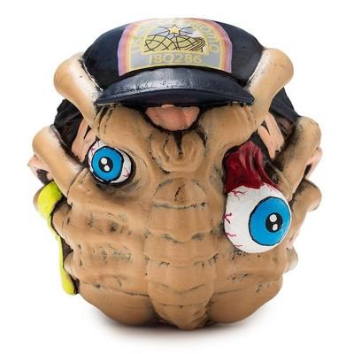 """Kidrobot Alien 4"""" Madballs Horrorballs, Facehugger"""