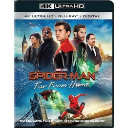 Spider-Man: Far From Home (4K/UHD)