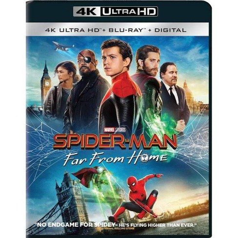 Spider-Man: Far From Home (4K/UHD) - image 1 of 1