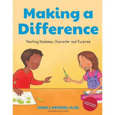 Making a Difference - by  Cheri J Meiners (Hardcover) - image 1 of 1