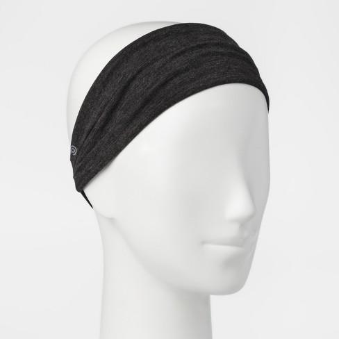 35166ca008f Women s Headband - C9 Champion® Dark Heather Gray One Size   Target