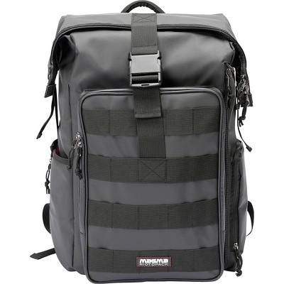 Magma Cases RIOT DJ-Stashpack XL Plus Backpack Black