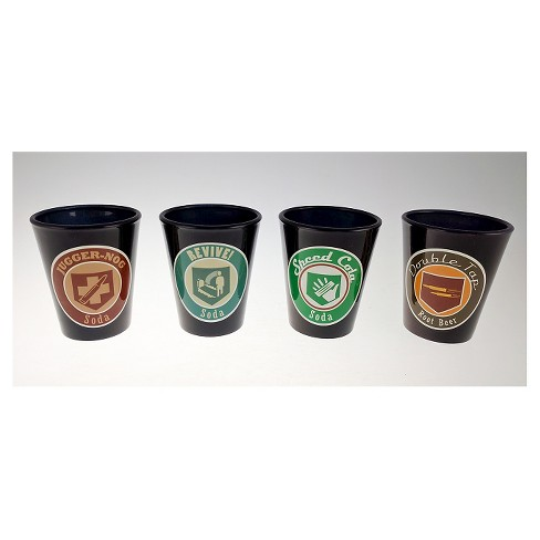 Call of Duty 4-Pack Perks Shot Glass Set - image 1 of 1
