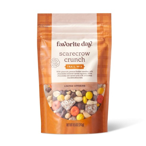 Scarecrow Crunch Trail Mix - 8.5oz - Favorite Day™ - image 1 of 3