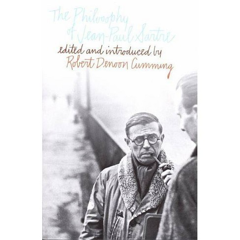 The Philosophy of Jean-Paul Sartre - (Paperback) - image 1 of 1