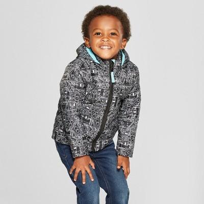 089cb70e5f0 Toddler Boys  Midweight Puffer Jacket - Cat   Jack™ Black