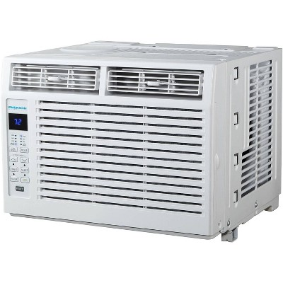 Emerson Quiet Kool 5,000 BTU 115V Window Air Conditioner EARC5RD1 with Remote Control