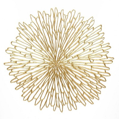 4pk Pressed Bloom Gilded Placemats - Chilewich