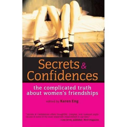 Secrets & Confidences - (Live Girls) by  Karen Eng (Paperback) - image 1 of 1