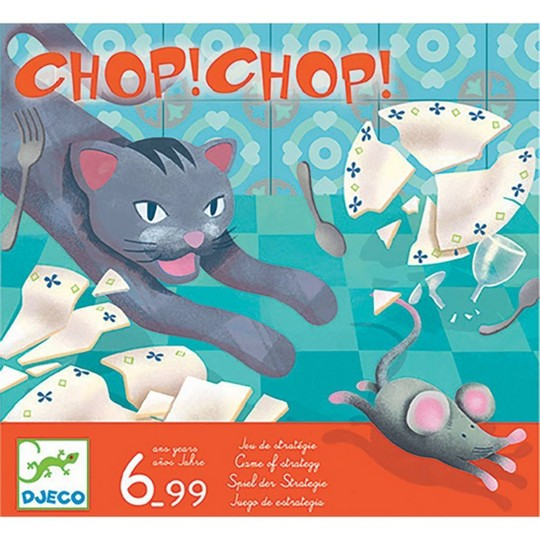 Chop Chop Board Game, board games image number null
