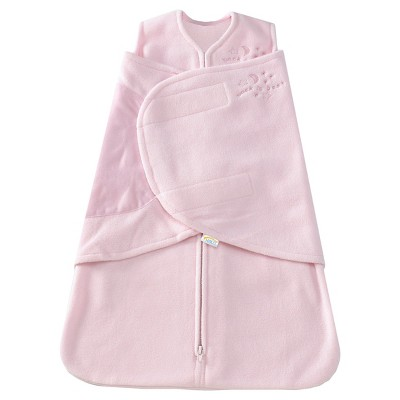 HALO® Sleepsack® Micro-Fleece Swaddle - Pink