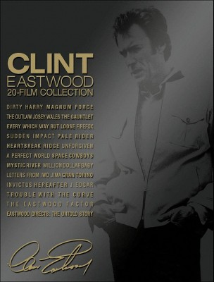 Clint eastwood collection 20 film col (Blu-ray)
