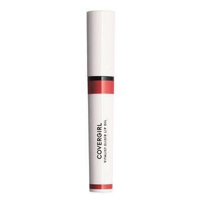 COVERGIRL Vitalist Healthy Elixir Lip Oil 13 Cherry Crush - 0.12 fl oz
