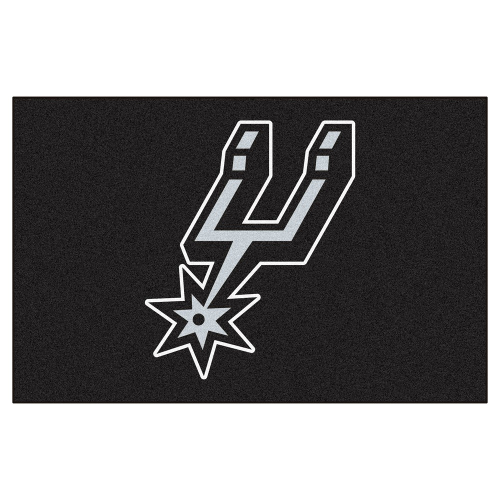 NBA San Antonio Spurs Starter Rug 19