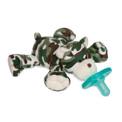 WubbaNub Camo Bear Pacifiers