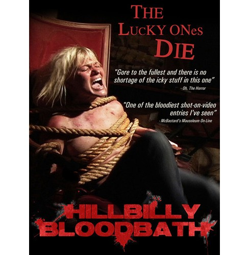 Hillbilly bloodbath (DVD) - image 1 of 1