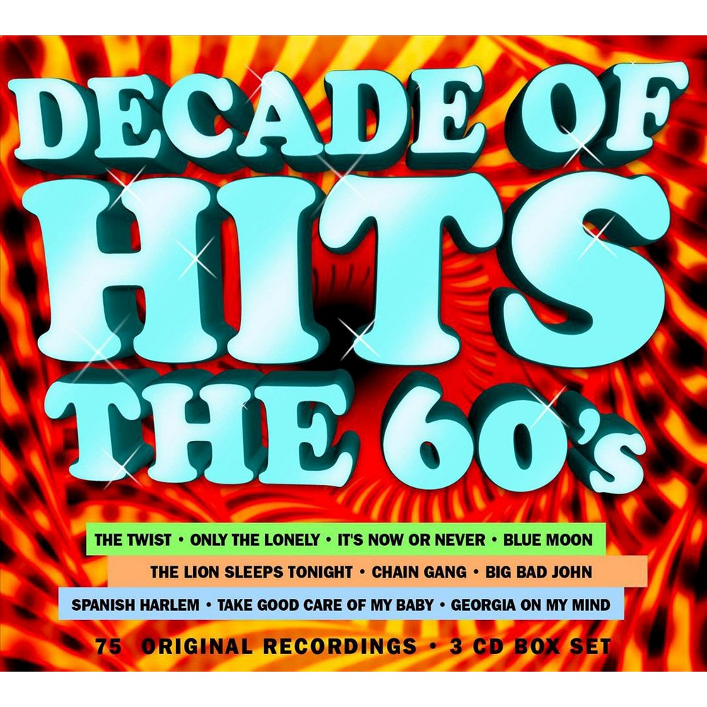Various - Decade Of Hits:60s (CD)