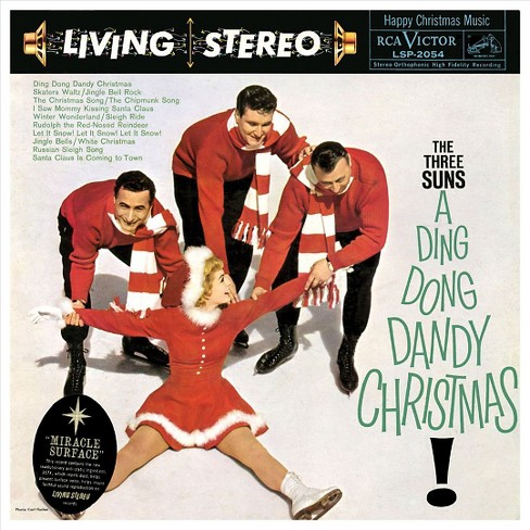 Three suns - Ding dong dandy christmas (CD) - image 1 of 1