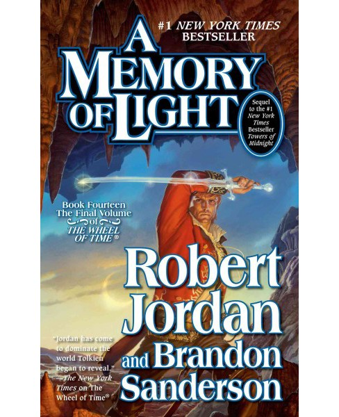 A Memory of Light (Paperback) - image 1 of 1