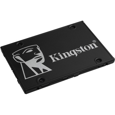 """Kingston KC600 1 TB Solid State Drive - 2.5"""" Internal - SATA (SATA/600) - Desktop PC, Notebook Device Supported - 600 TB TBW"""